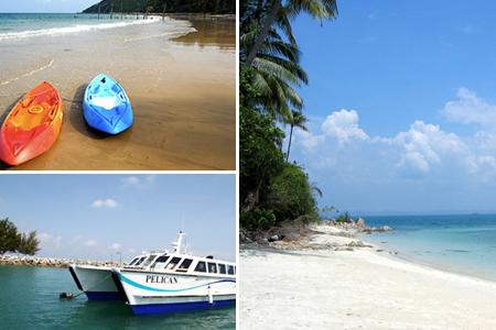 Sibu Island Resort Tlc My